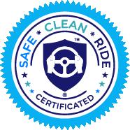 Safe Clean Ride - Medal